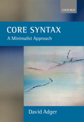 Core Syntax -