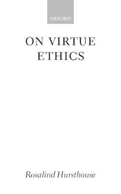 On Virtue Ethics - pr_274608