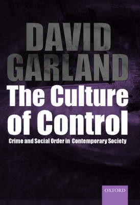 The Culture of Control -