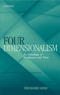 Four-Dimensionalism - pr_274530