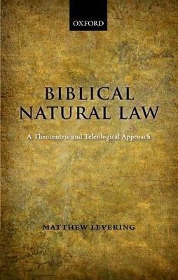 Biblical Natural Law - pr_274716