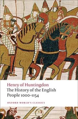 The History of the English People 1000-1154 -