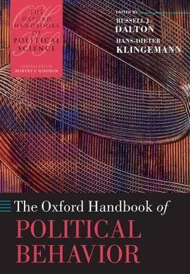 The Oxford Handbook of Political Behavior - pr_76827