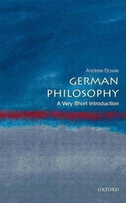 German Philosophy: A Very Short Introduction - pr_274537