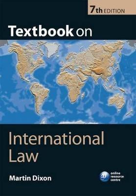 Textbook on International Law -