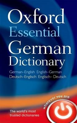 Oxford Essential German Dictionary -