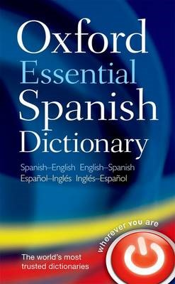 Oxford Essential Spanish Dictionary -