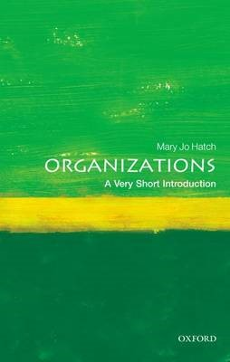 Organizations: A Very Short Introduction -