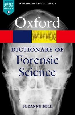 A Dictionary of Forensic Science -