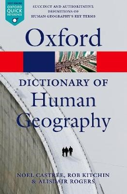 A Dictionary of Human Geography - pr_304472