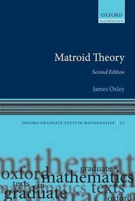 Matroid Theory -