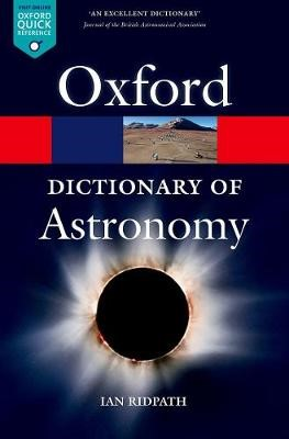 A Dictionary of Astronomy -