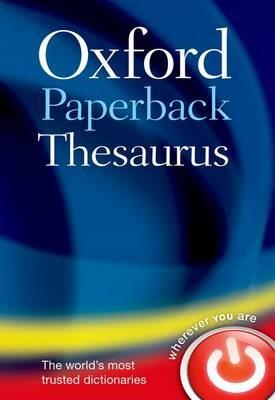 Oxford Paperback Thesaurus - pr_521