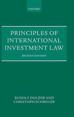 Principles of International Investment Law -