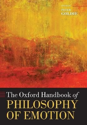 The Oxford Handbook of Philosophy of Emotion - pr_274561