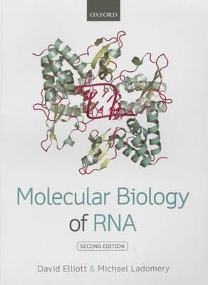 Molecular Biology of RNA - pr_304481