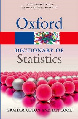 A Dictionary of Statistics 3e -