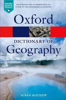 A Dictionary of Geography - pr_273139