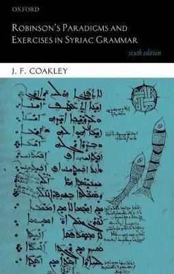 Robinson's Paradigms and Exercises in Syriac Grammar - pr_274799