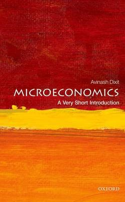 Microeconomics: A Very Short Introduction -