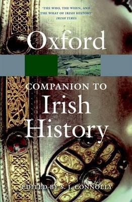 The Oxford Companion to Irish History -