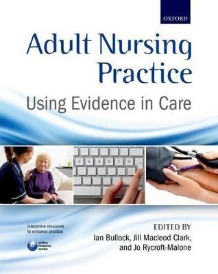 Adult Nursing Practice -