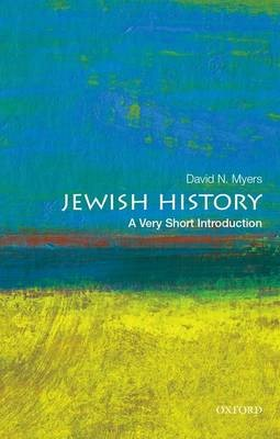 Jewish History: A Very Short Introduction -
