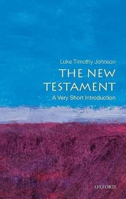 The New Testament: A Very Short Introduction -