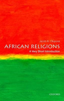 African Religions: A Very Short Introduction - pr_274073