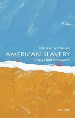 American Slavery: A Very Short Introduction - pr_275090