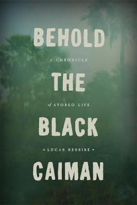 Behold the Black Caiman - pr_300672