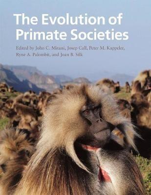 The Evolution of Primate Societies - pr_409425