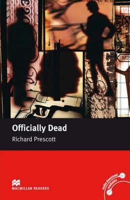 Macmillan Readers Officially Dead Upper Intermediate Reader Without CD - pr_209842