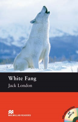 Macmillan Readers White Fang Elementary Without CD - pr_209840