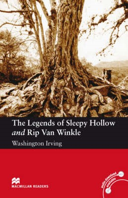 Macmillan Readers Legends of Sleepy Hollow and Rip Van Winkle The Elementary Without CD - pr_209838