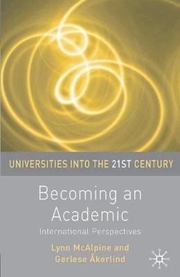 Becoming an Academic - pr_35048