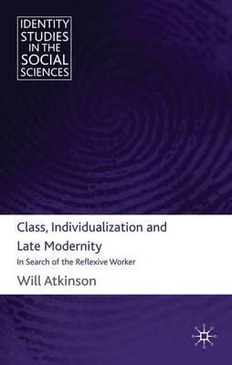 Class, Individualization and Late Modernity - pr_37333