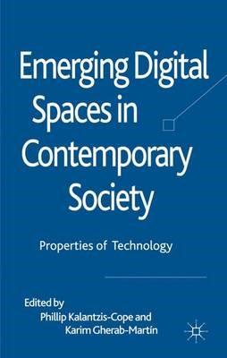 Emerging Digital Spaces in Contemporary Society - pr_411911