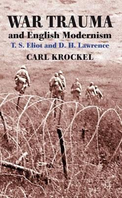 War Trauma and English Modernism - pr_221496