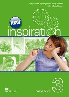 New Edition Inspiration Level 3 Workbook - pr_13364