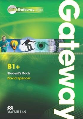 Gateway B1+ Student Book and Webcode -