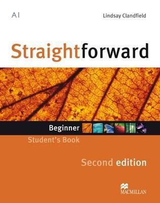 Straightforward 2nd Edition Beginner Student's Book - pr_209868