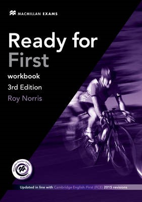 Ready for First 3rd Edition Workbook + Audio CD Pack without Key - pr_18500
