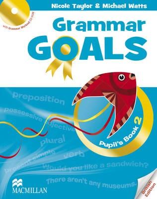 Grammar Goals Level 2 Pupil's Book Pack - pr_210643