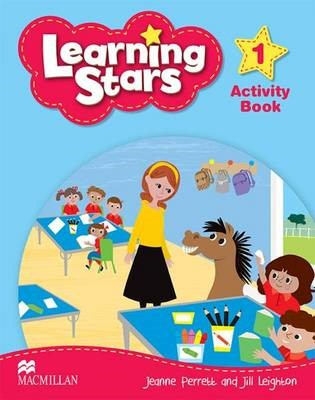 Learning Stars Level 1 Activity Book - pr_210584