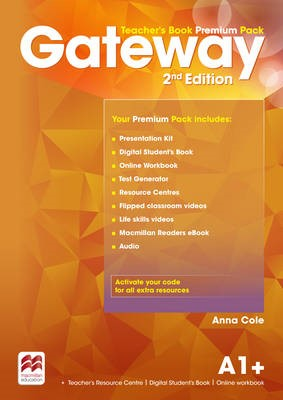 Gateway 2nd edition A1+ Teacher's Book Premium Pack - pr_17046