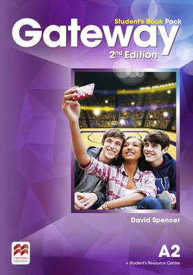 Gateway 2nd edition A2 Student's Book Pack - pr_209867