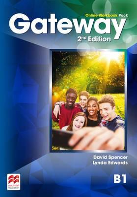 Gateway 2nd edition B1 Online Workbook Pack - pr_37271