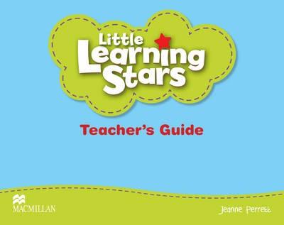 Little Learning Stars Teacher's Guide Pack - pr_208184