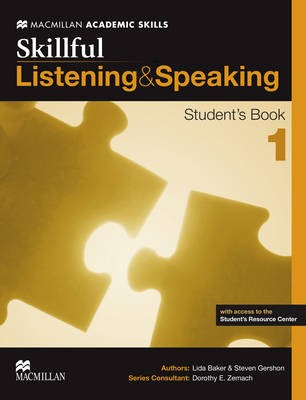 Skillful Level 1 Listening & Speaking Student's Book Pack - pr_249253